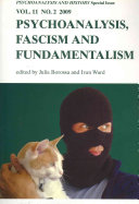 Psychoanalysis  Fascism  and Fundamentalism
