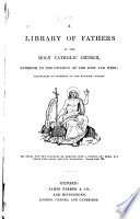 The Letters of S  Ambrose  Bishop of Milan