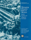 Managing Disaster Risk in Mexico