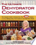 The Ultimate Dehydrator Cookbook Pdf/ePub eBook