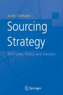 Pdf Sourcing Strategy Telecharger