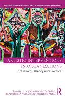 Artistic Interventions in Organizations Pdf/ePub eBook