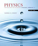 Physics for Scientists and Engineers with Modern Physics: A ...