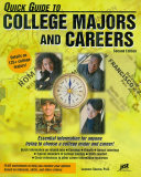 Quick Guide To College Majors And Careers Book PDF