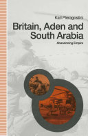 Britain, Aden and South Arabia