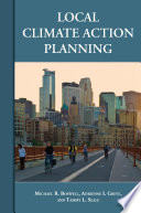 Book Cover: Local Climate Action Planning