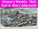Harper   s Weekly 1865 Part 4  War   s Aftermath