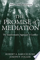 The Promise of Mediation Book
