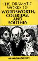 Dramatic Works Of Wordsworth, Coleridge And Southey