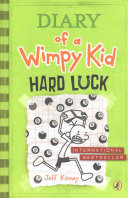 Diary of a Wimpy Kid 08  Hard Luck Book
