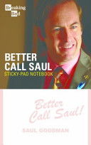 Breaking Bad Better Call Saul Sticky-Pad Notebook