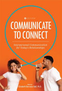 Communicate to Connect