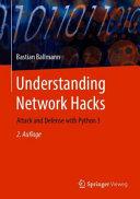 Understanding Network Hacks Book