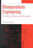 Bioseparations Engineering