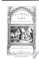 Flowers of Fable  Selected from the best sources  With     engravings on wood
