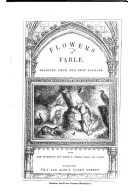 Flowers of Fable. Selected from the best sources. With ... engravings on wood