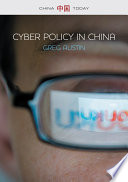 Cyber Policy In China Book PDF