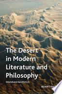 Desert in Modern Literature and Philosophy