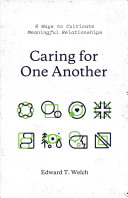 Caring for One Another Book