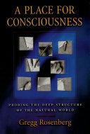 A Place for Consciousness Pdf/ePub eBook