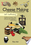 Self Sufficiency  Cheese Making Book