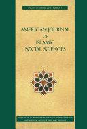 American Journal of Islamic Social Sciences 29 1