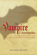 Pdf The Vampire Encyclopedia