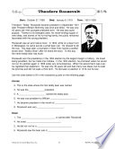 Presidential Puzzlers--Reading Critical Thinking Activities (Set 2)