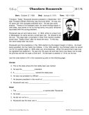 Presidential Puzzlers  Reading Critical Thinking Activities  Set 2