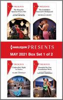 Harlequin Presents   May 2021   Box Set 1 of 2