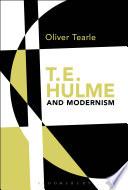 T.E. Hulme and Modernism
