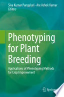 Phenotyping for Plant Breeding Book