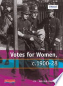 Votes For Women C 1900 28