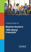 A Study Guide for Maxine Kumin's