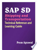 SAP SD Shipping and Transportation