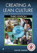 Creating a Lean Culture Pdf/ePub eBook