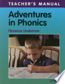 """""""Adventures in Phonics: Level A"""" by Florence Lindstrom"""