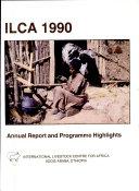 ILCA Annual Report 1990