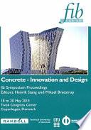 Proceedings fib Symposium in Copenhagen Denmark