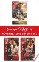 Harlequin Desire November 2015   Box Set 1 of 2