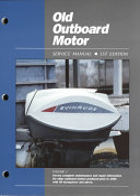 Old Outboard Motor Service V 2