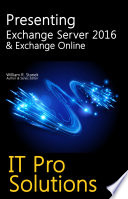 Presenting Exchange Server 2016 And Exchange Online.epub