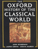 The Oxford History of the Classical World Book