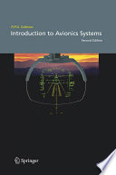 Cover of Introduction to Avionics Systems