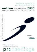 Online Information     Book