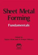 Sheet Metal Forming Pdf/ePub eBook