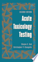 Acute Toxicology Testing