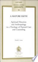 A Mature Faith