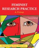 Feminist Research Practice  : A Primer