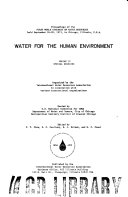 Water for the Human Environment: Special sessions